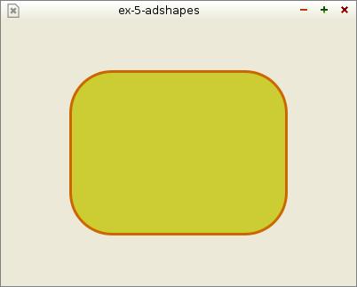 长方形圆角边框可爱